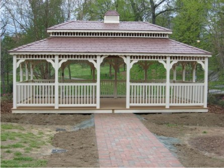 Betsy Brown Chandler Memorial Gazebo
