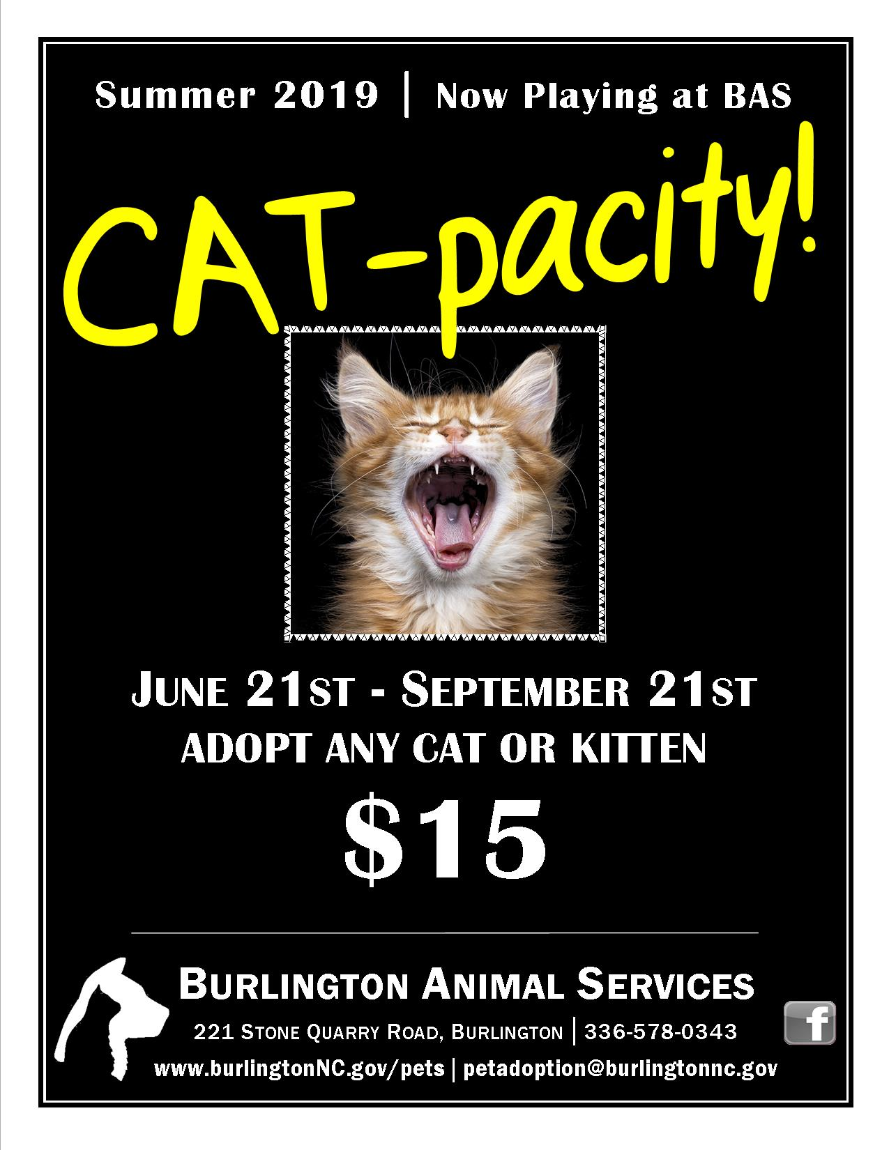 Burlington Animal Services 221 Stone Quarry Rd  Burlington