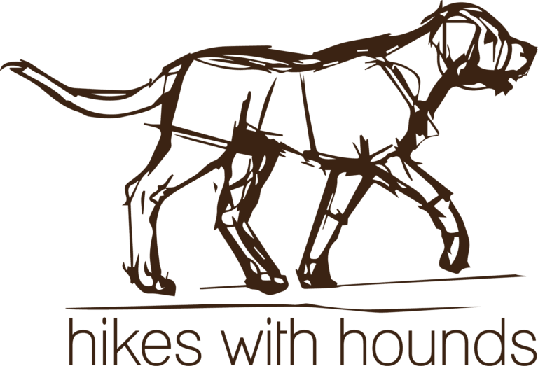 Hikes with Hounds Logo