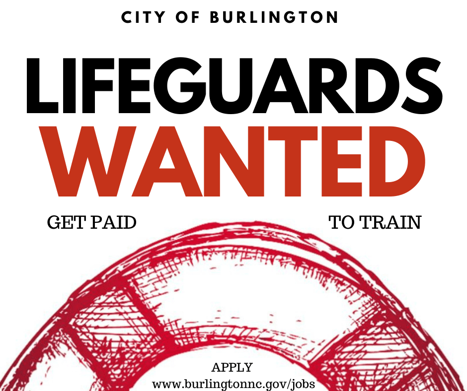 Lifeguards Wanted Facebook Opens in new window