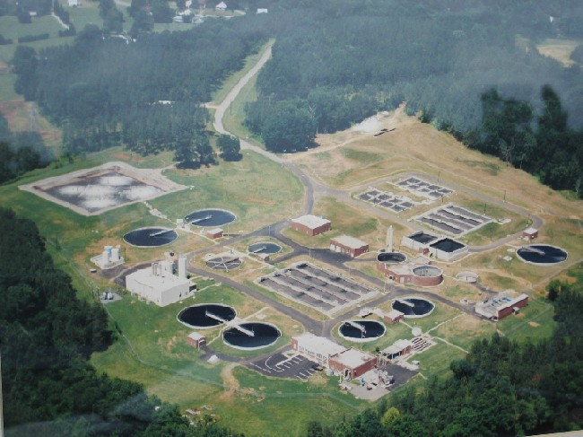 South Burlington Wastewater Treatment Plant